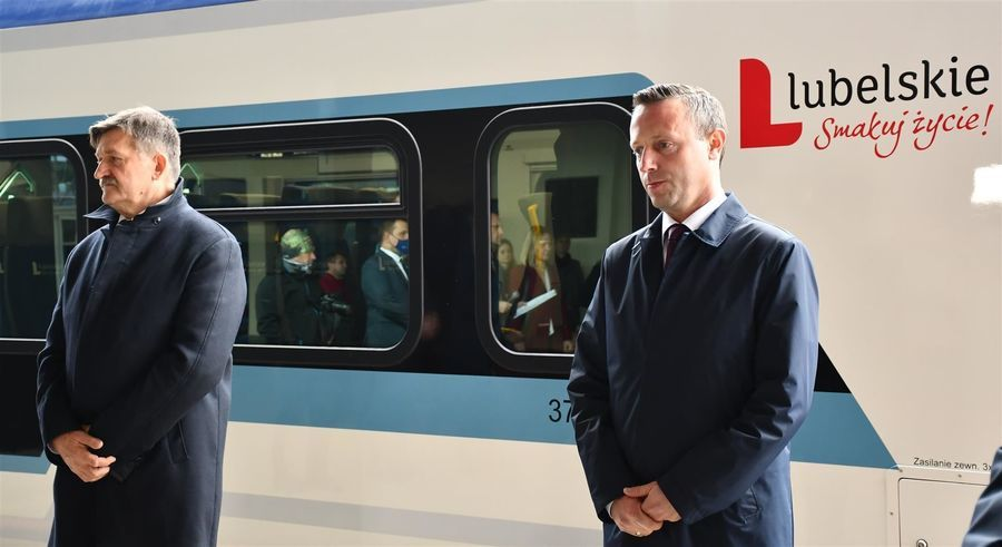 Nowe pociągi na Lubelszczyźnie