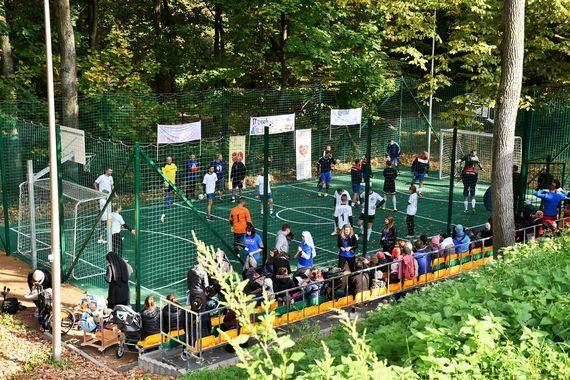 I Turniej Charytatywny Nieświęci w Piłkę Grają