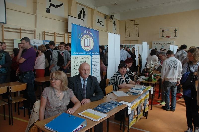 IV Powiatowe Targi Edukacji i Pracy