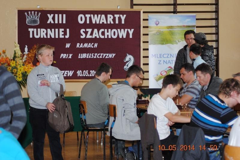 XIII Turniej Szachowy w Kłoczewie