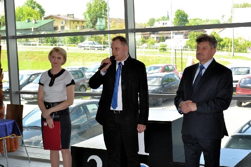 II Powiatowe Zawody Pływackie o Puchar Przewodniczącej Rady Powiatu oraz Starosty Ryckiego