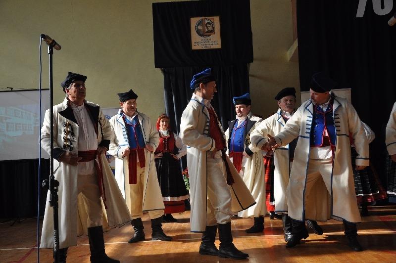 Jubileusz I Liceum Ogólnokształcącego w Rykach