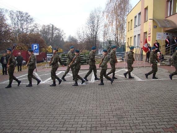 Powiatowe Uroczystości Upamiętniające 96. Rocznicę Odzyskania przez Polskę Niepodległości