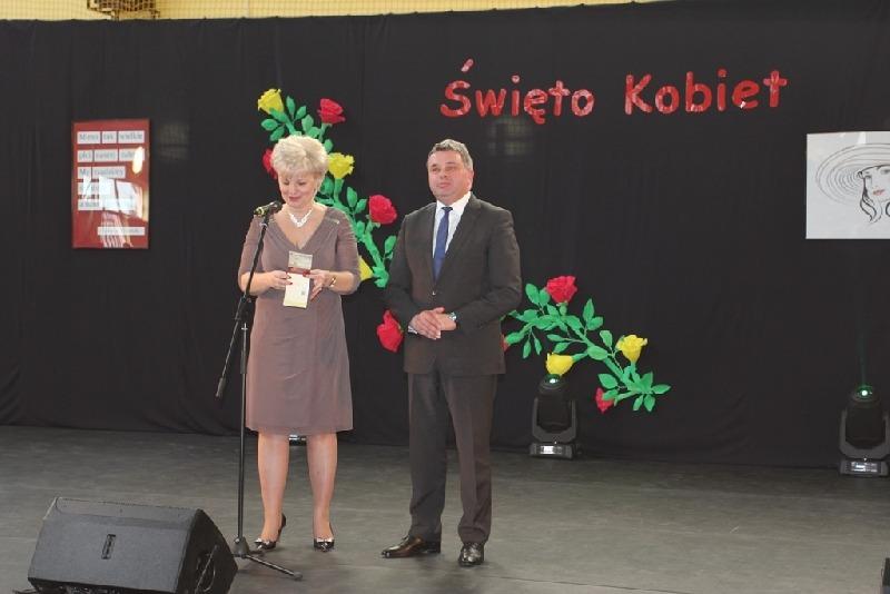 Kandydat na prezydenta spotkał się z mieszkankami powiatu ryckiego