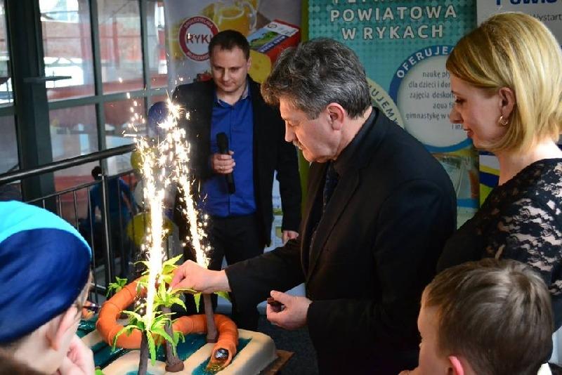 2 urodziny Pływalni Powiatowej