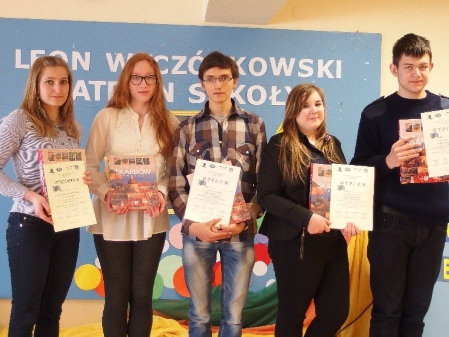XII Międzyszkolny Konkursu Wiedzy o Unii Europejskiej