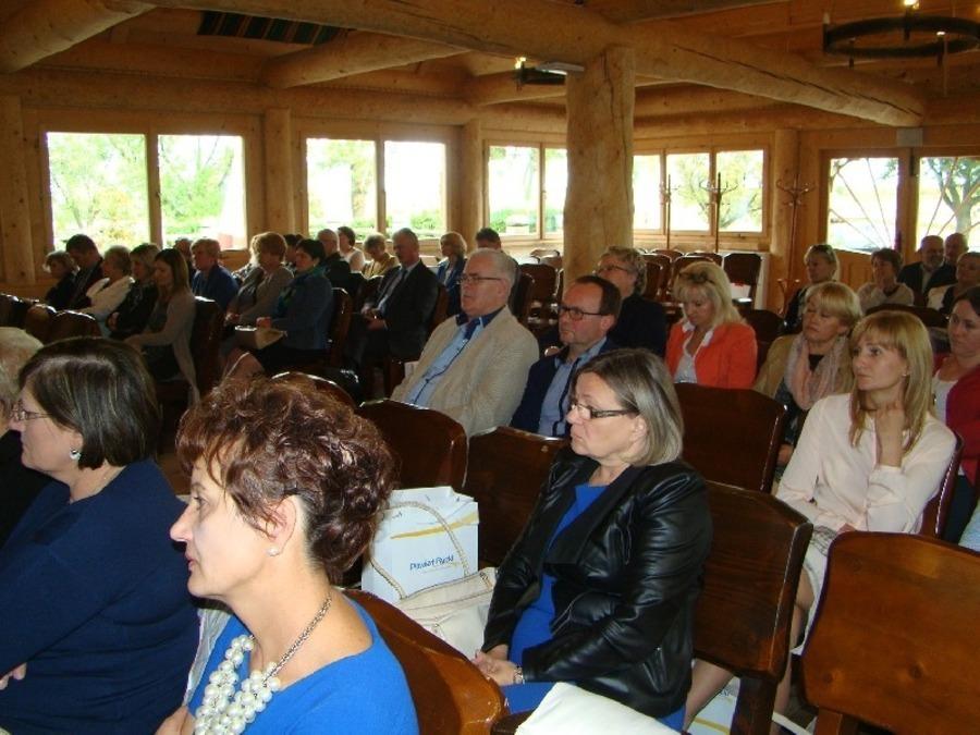 """Konferencja podsumowująca projekt pn. """"Kompleksowe wspomaganie szkół i przedszkoli w powiecie ryckim"""