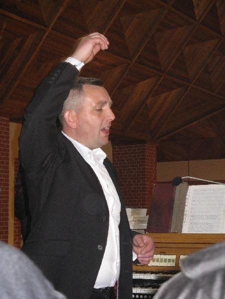 Jubileusz 5-lecia Chóru Parafialnego w Leopoldowie