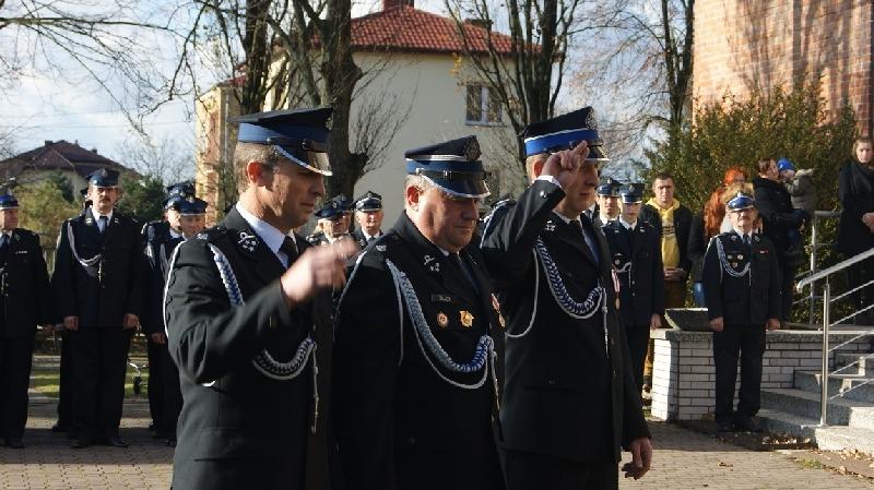 Dzień modlitw za zmarłych strażaków z powiatu ryckiego