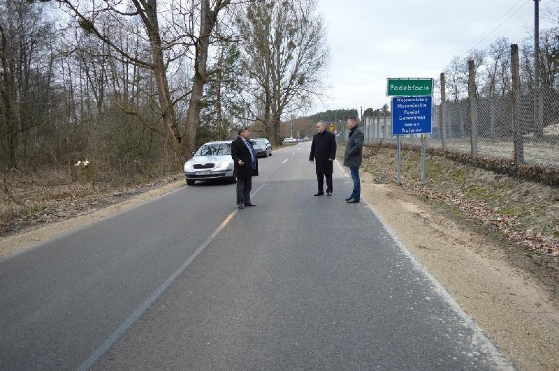 Modernizacja drogi powiatowej w Kletni