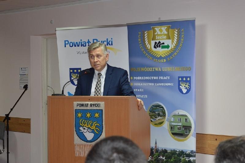 Powiatowe obchody Dnia Pracownika Publicznych Służb Zatrudnienia