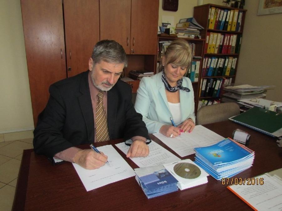 Współpraca z ZSZ nr 1 w Dęblinie z PKP nabiera nowego wymiaru