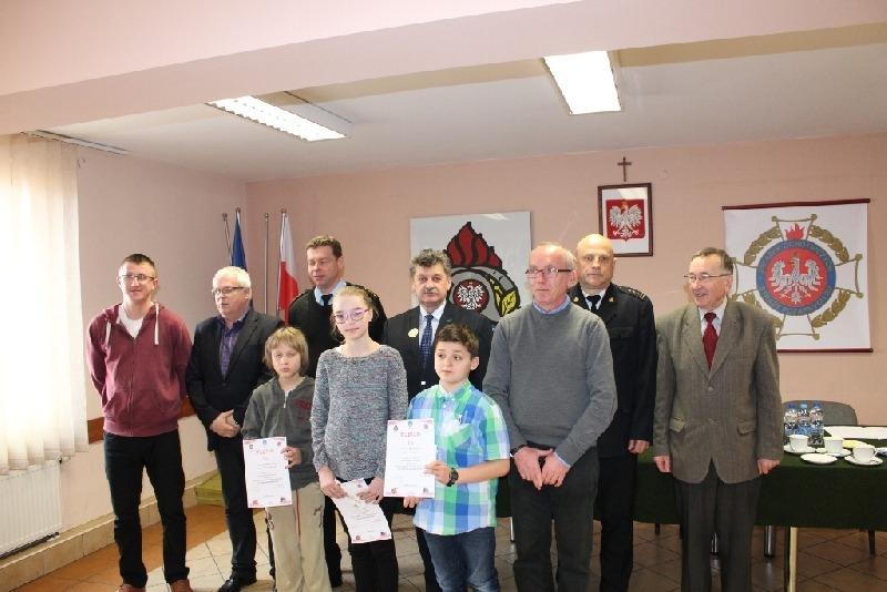 Ogólnopolski Turniej Wiedzy Pożarniczej – eliminacje powiatowe