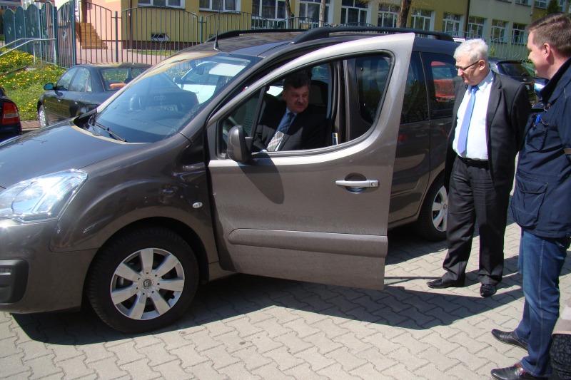 Nowy samochód dla ZDP