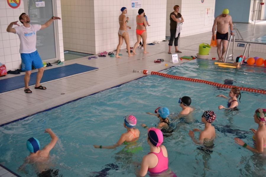 III urodziny Pływalni Powiatowej w Rykach