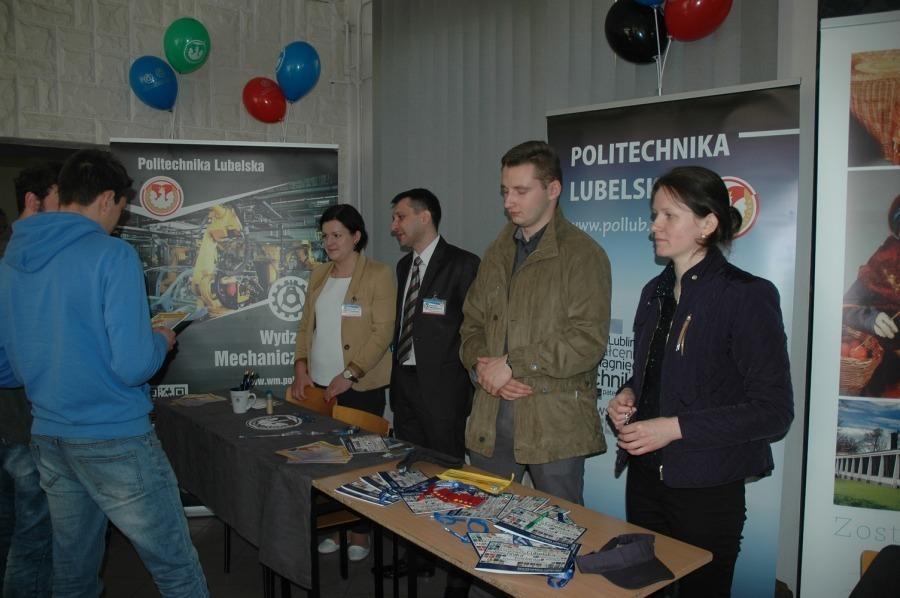VI Powiatowe Targi Edukacji i Pracy 2016