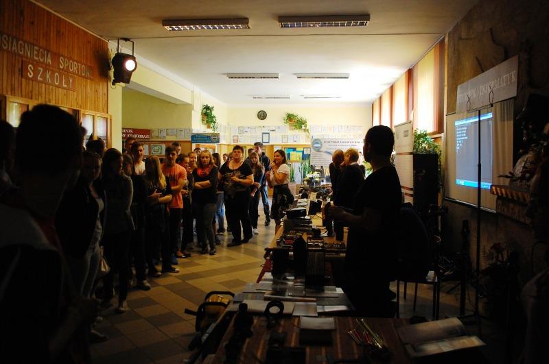 Dzień Otwarty w Zespole Szkół Zawodowych nr 1 w Dęblinie