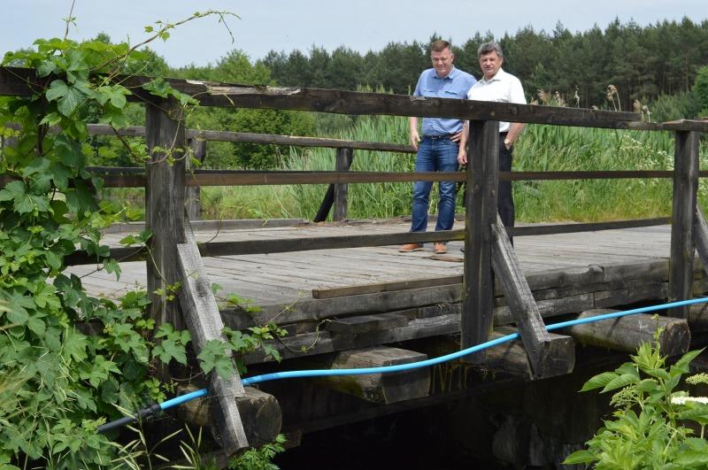 Budujemy mosty dla Pana Starosty