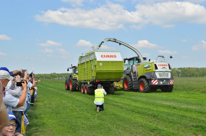 Międzynarodowe Targi Rolnicze Zielone Agro Show 2016