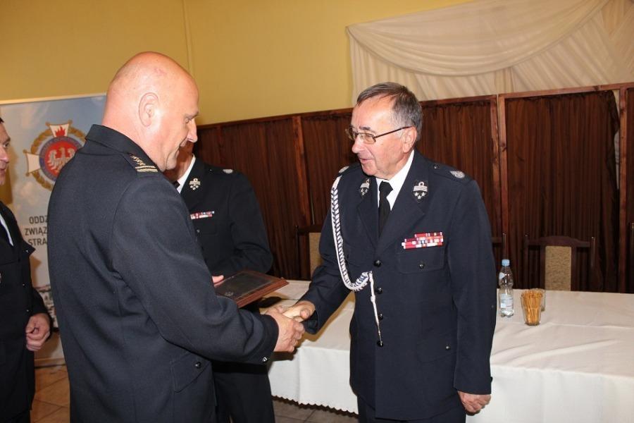 Nowe władze Oddziału Powiatowego Związku Ochotniczych Straży Pożarnych RP