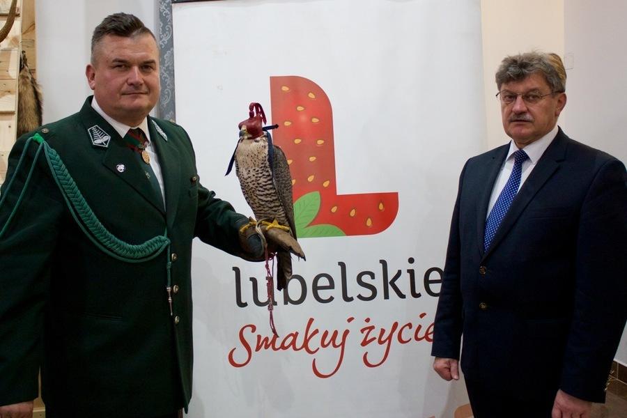 Jubileusz 70–lecia powstania Wojskowego Koła Łowieckiego nr 155 SOKÓŁ w Stawach