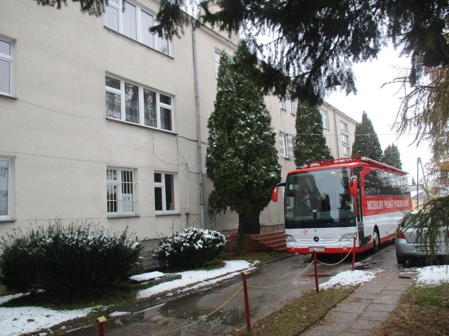 Uczniowie z ryckiego Mechanika oddali krew