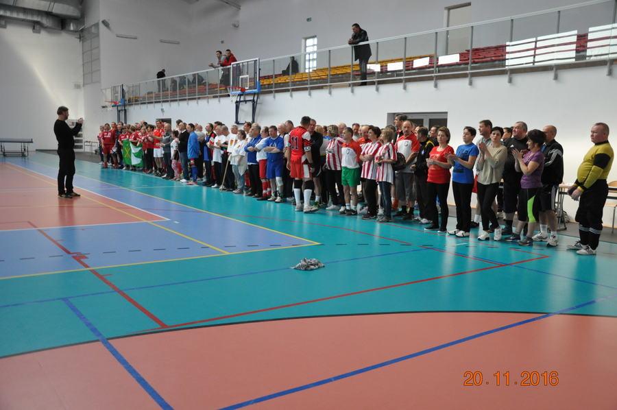 Halowe Igrzyska Seniorów