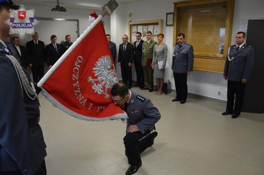 Komenda Wojewódzka Policji w Lublinie