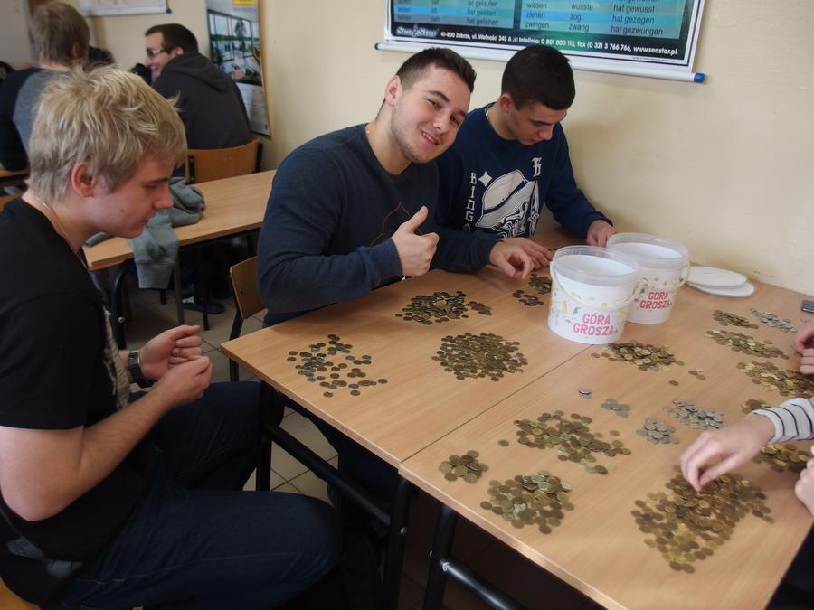 Budowlanka zebrała 307 złotych w