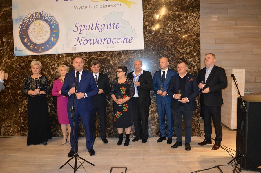 Spotkanie Noworoczne Powiatu Ryckiego 2017