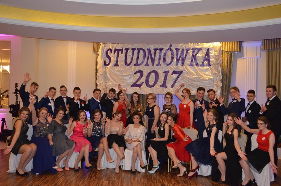 Bal studniówkowy I Liceum Ogólnokształcące im. Marii Skłodowskiej-Curie w Rykach