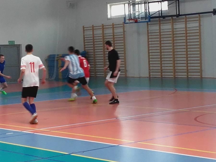 Mistrzostwa w halowej piłce nożnej chłopców