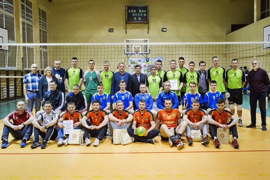 Zakończenie sezonu 2016/2017 Amatorskiej Ligi Siatkówki
