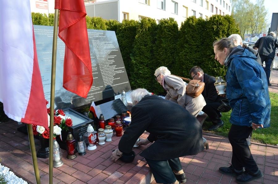 Powiatowe obchody VII rocznicy katastrofy pod Smoleńskiem