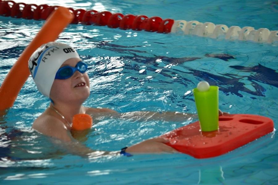 IV urodziny Pływalni Powiatowej w Rykach
