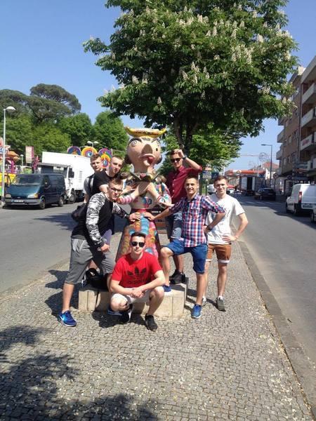 Pierwsze wrażenia z Portugalii