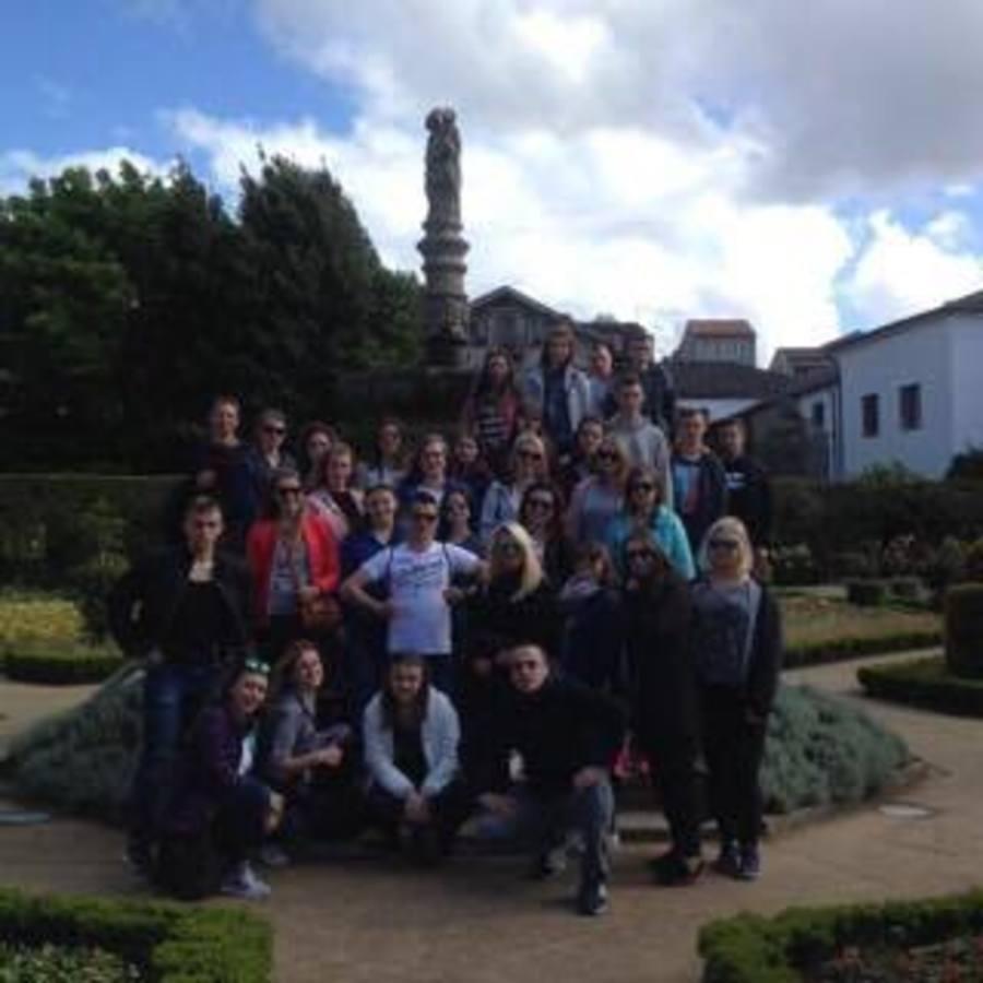 Praktyki zawodowe uczniów z dęblińskiego ZSZ nr 2 w Portugalii
