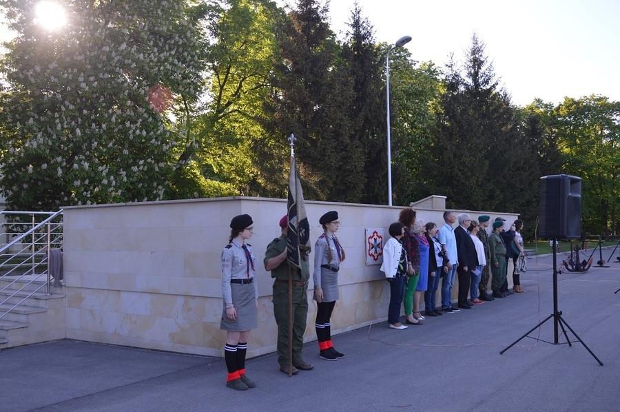 Ogólnopolski Integracyjny Zlot Drużyn Nieprzetartego Szlaku ZHP DĘBLIN 2017