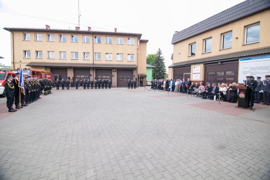Powiatowe Obchody Dnia Strażaka