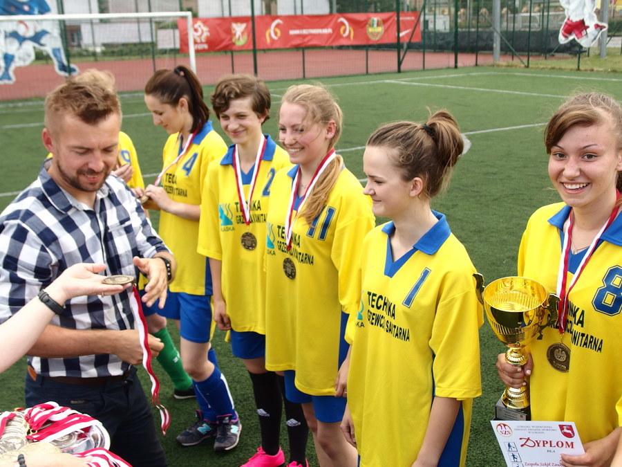Budowlanka trzecią szkolną drużyną piłkarską Lubelszczyzny