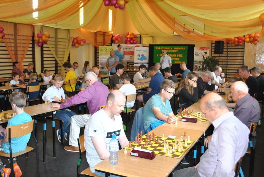 16 Otwarty Turniej Szachowy w Ramach Grand Prix Lubelszczyzny
