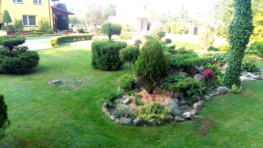 Ogród p. Małgorzata Sekita