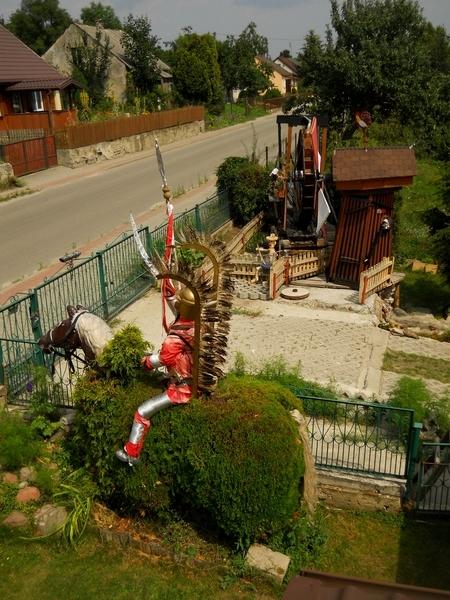 Ogród p. Aleksandra i Jan Noworolnik