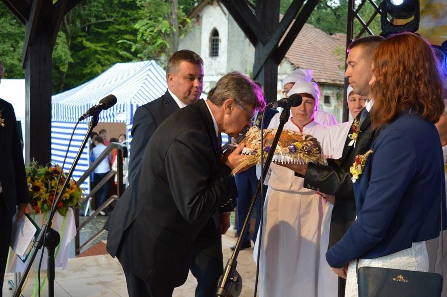 Dożynki Powiatowo-Gminne Stare Zadybie 2017