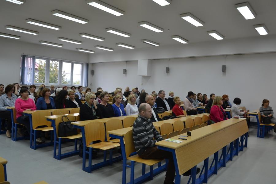 Konferencja  podsumowująca działalność Sieci doskonalenia zawodowego nauczycieli