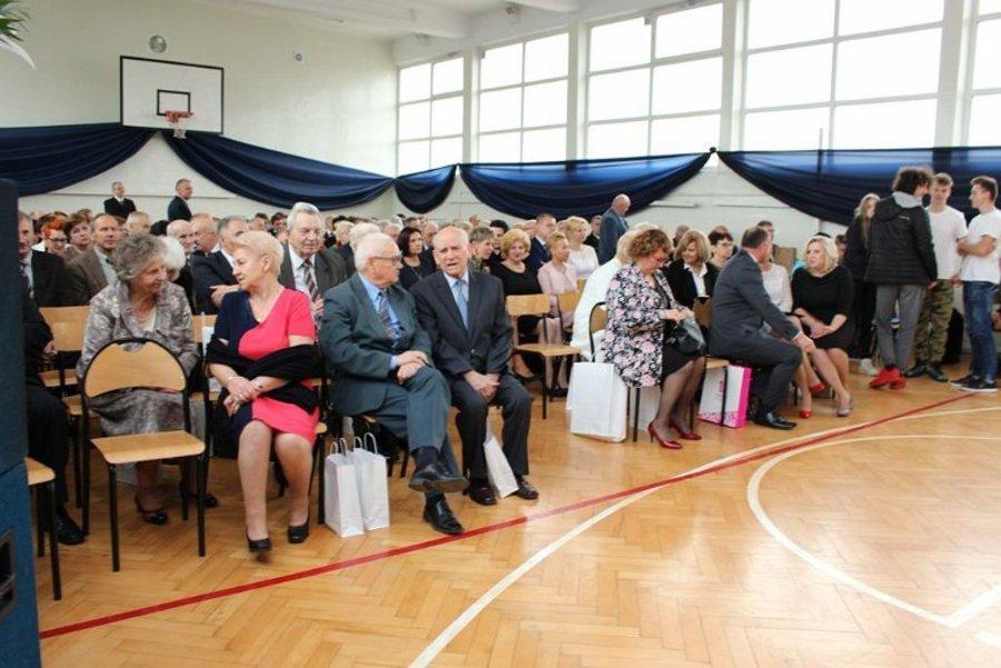Świętowali jubileusz szkoły w Dniu Edukacji Narodowej