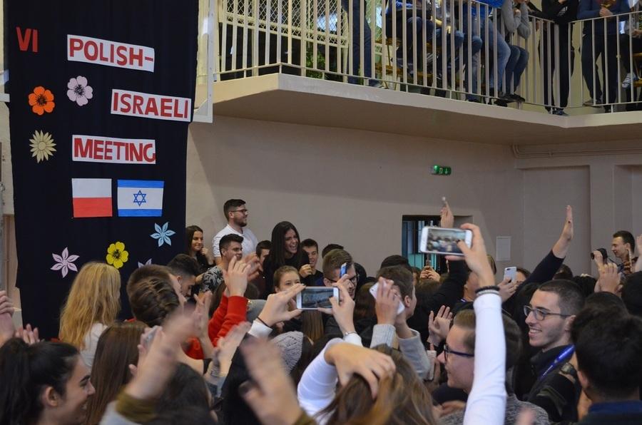 VI SPOTKANIE POLSKO- IZRAELSKIE W I LO W RYKACH