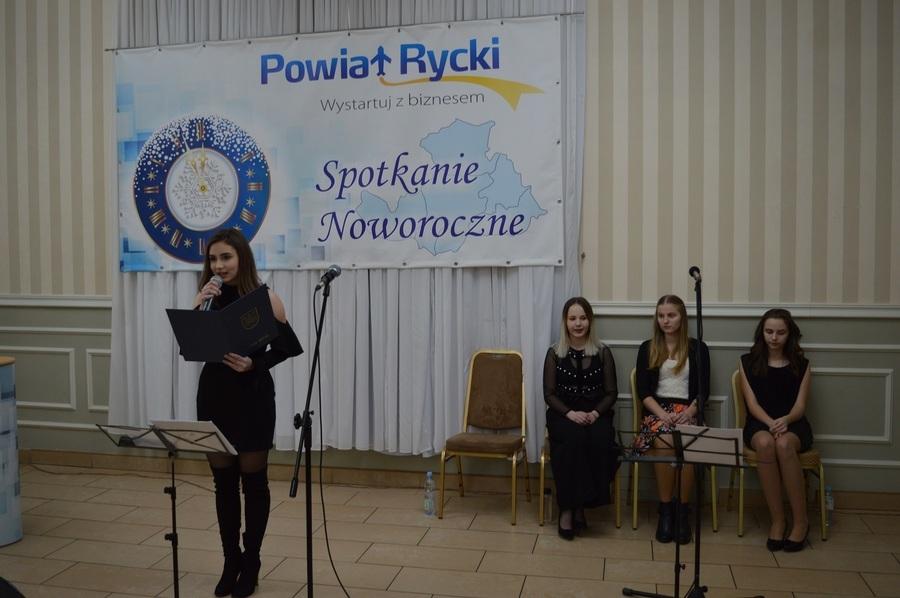Spotkanie Noworoczne Powiatu Ryckiego 2018