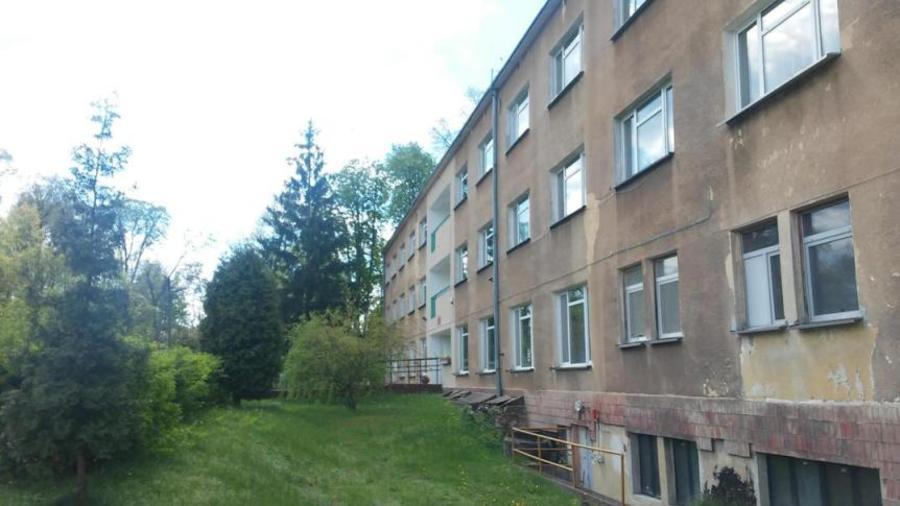 Budynek w Sobieszynie
