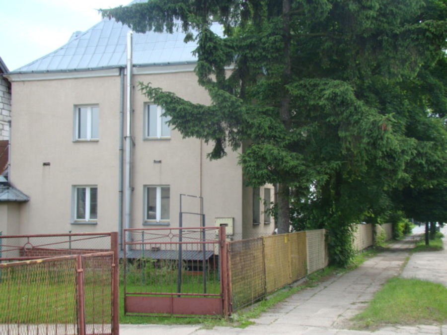 Przystosowanie budynku zlokalizowanego przy ul. Żytniej 22 w Rykach